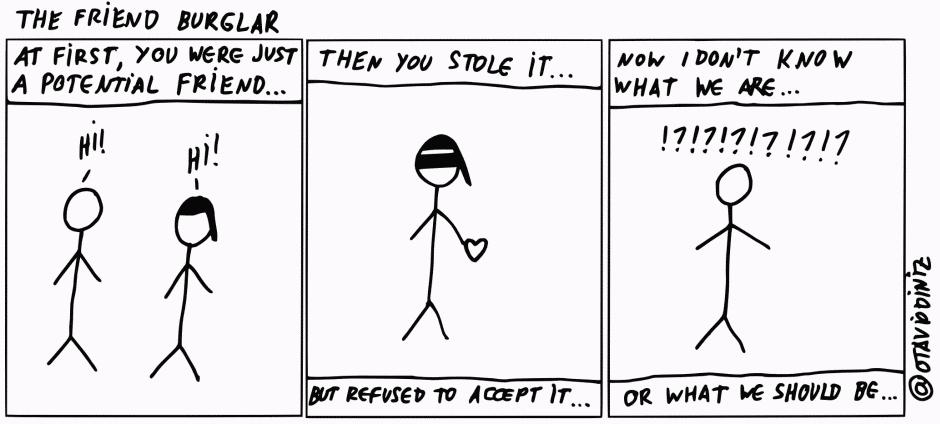 The Friend Burglar