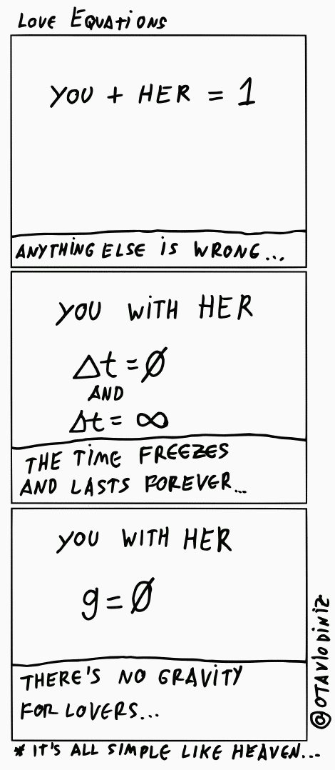 Love Equations