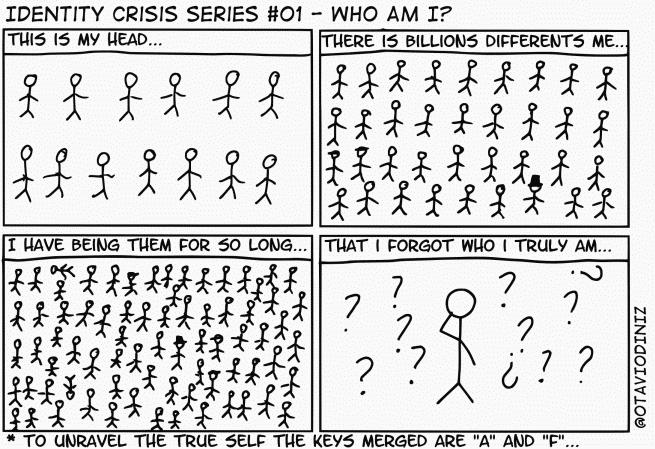 Identity Crisis #01 – Who Am I?